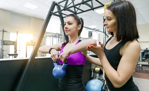 Strength & Serenity Training - Paula Hixson